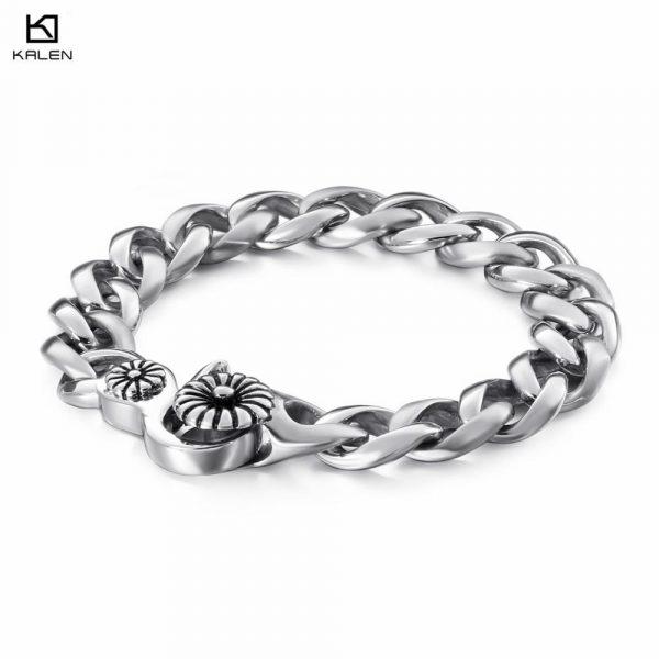 KALEN-22cm-Stainless-Steel-Silver-Link-Chain-Bracelet-For-Men-Heavy-Chunky-Cuban-Chain-Biker-Bracelet-2.jpg