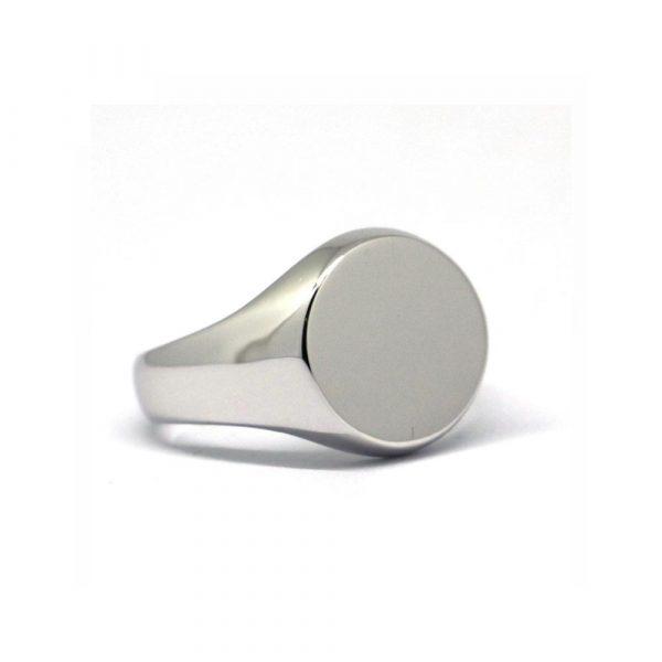 Areno Silver Ring