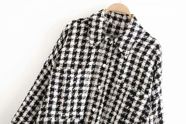 Western-Style-2019-Autumn-New-Style-Fold-down-Collar-Plaid-Tweed-Jacket-Middle-Long-Coat-Women-1.jpg