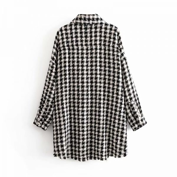 Western-Style-2019-Autumn-New-Style-Fold-down-Collar-Plaid-Tweed-Jacket-Middle-Long-Coat-Women-2.jpg