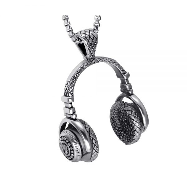 areno-headphones-chain-silver